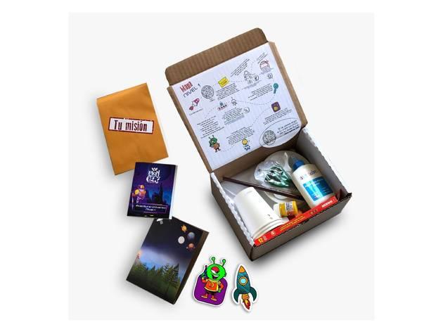 Playbox, caja sorpresa para niños