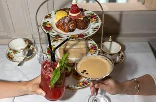 High Tea with Santa