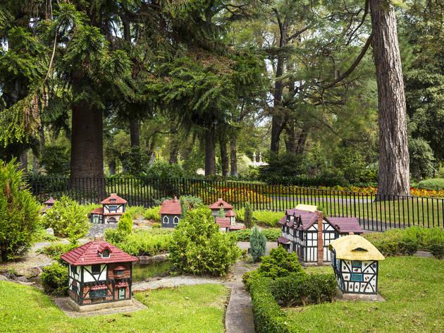 Fitzroy Gardens, East Melbourne, Melbourne