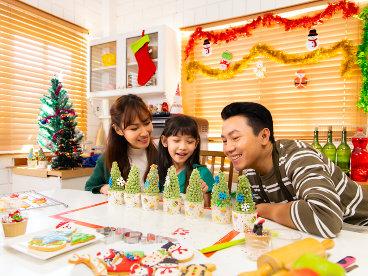 Spend quality time with your family