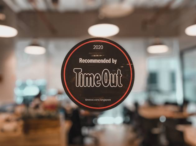 Discover our favourite establishments in the city with Time Out Singapore's Recommended 2020 campaign