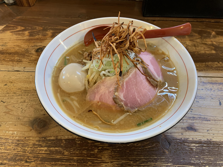 東京味噌らーめん鶉(うずら)