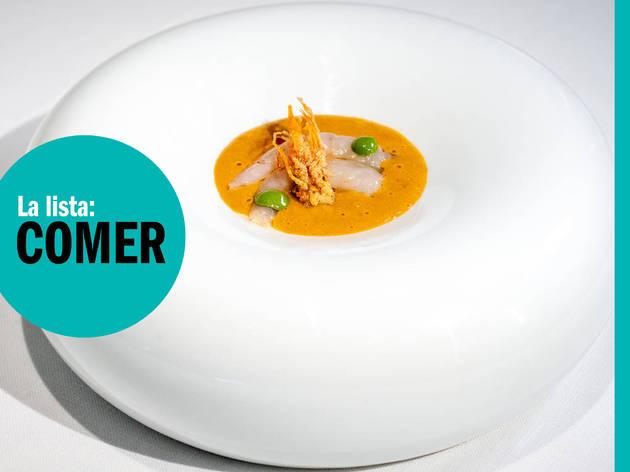 Los 100 mejores restaurantes de Madrid