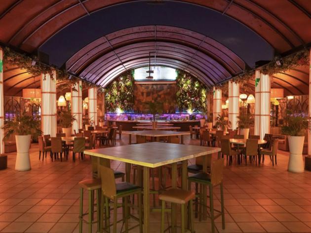 Teatro Kapital discoteca restaurante