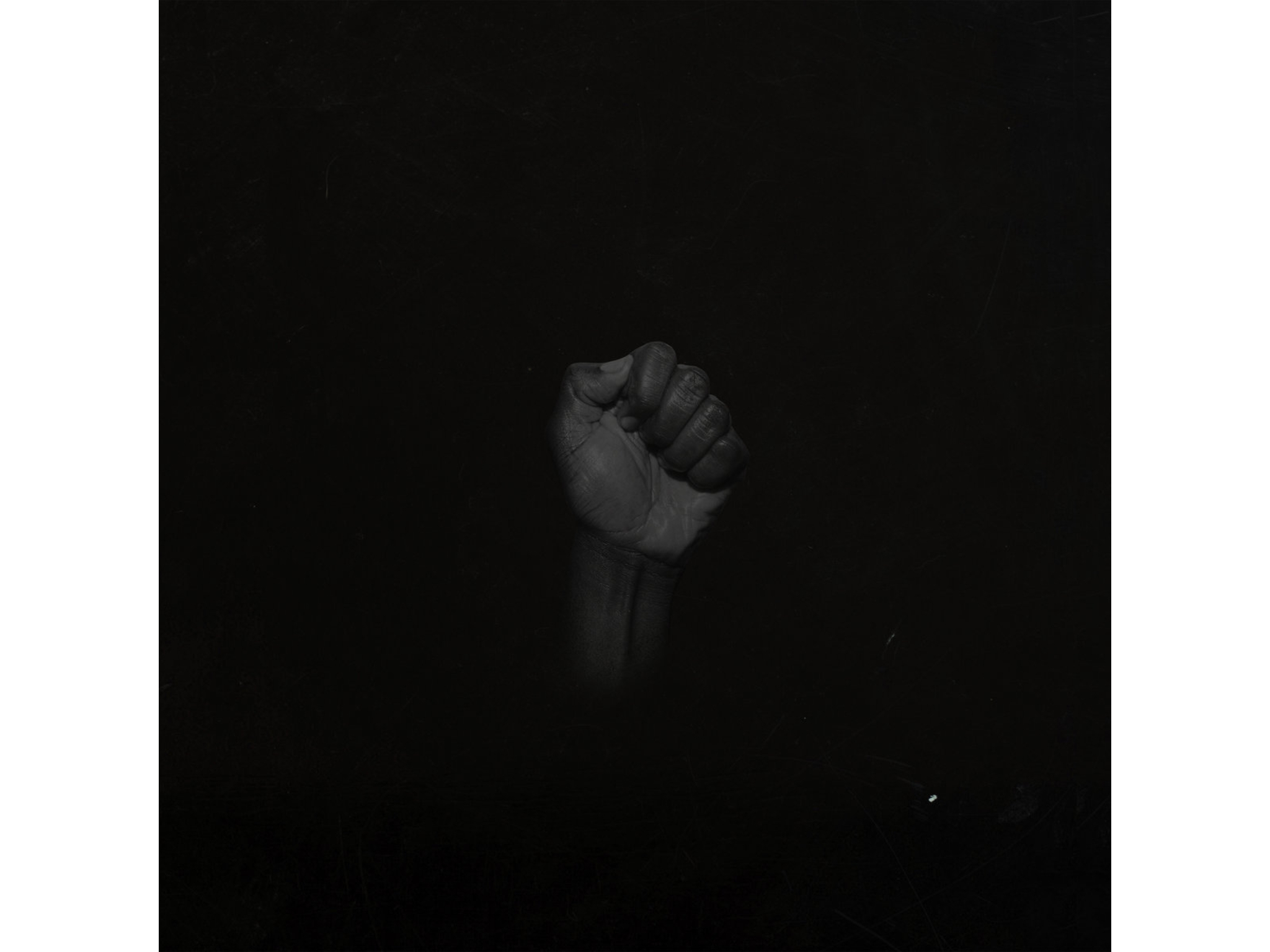 Untitled (Black Is) by SAULT