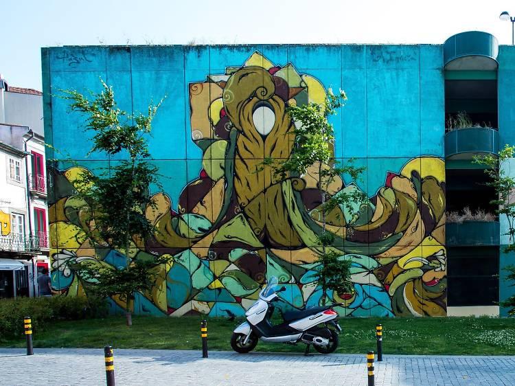 Porto vai ter novos murais de arte urbana