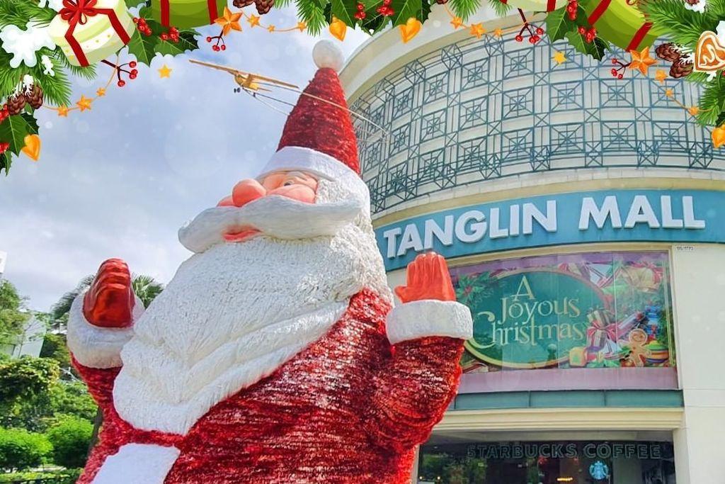 Tanglin Mall, Christmas
