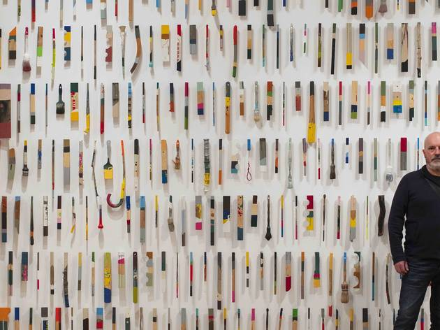Centre d'Art Tecla Sala. 'La constant indissoluble'. Jordi Lafon