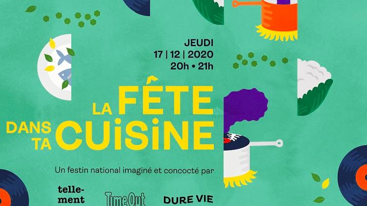© Time Out / La Fête Dans Ta Cuisine