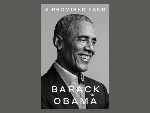 Best books: 'A Promised Land' by Barack Obama