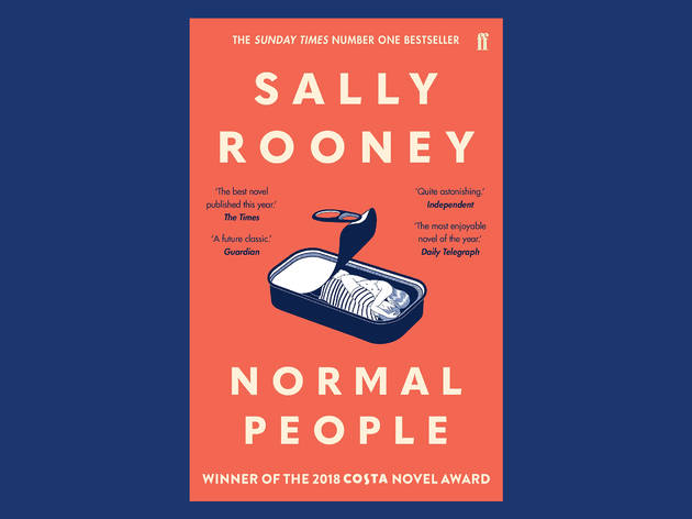 Best books: 'Normal People' by Sally Rooney