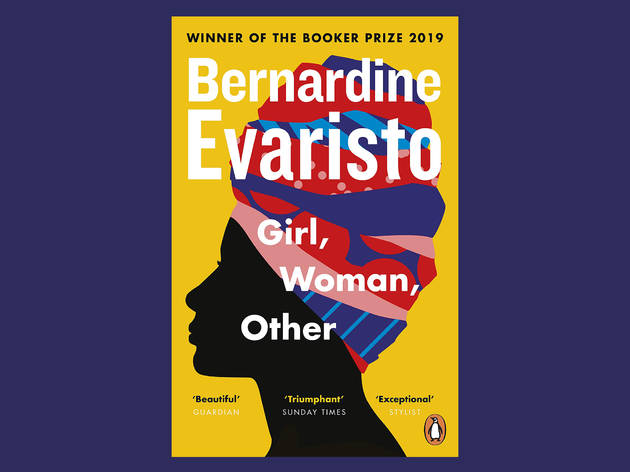 Best books: 'Girl, Woman, Other' by Bernadine Evaristo