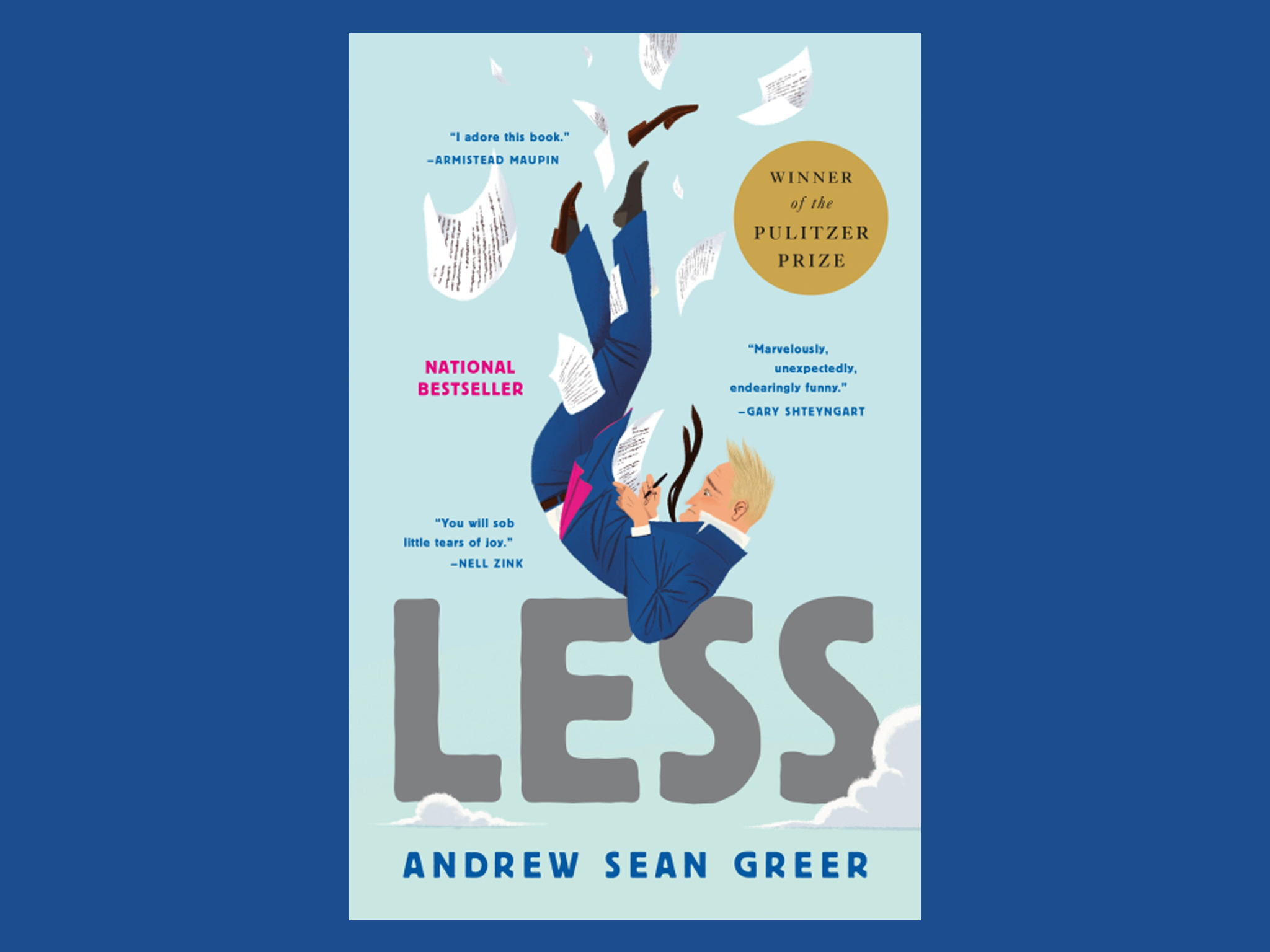 Best books: 'Less' by Andrew Sean Greer