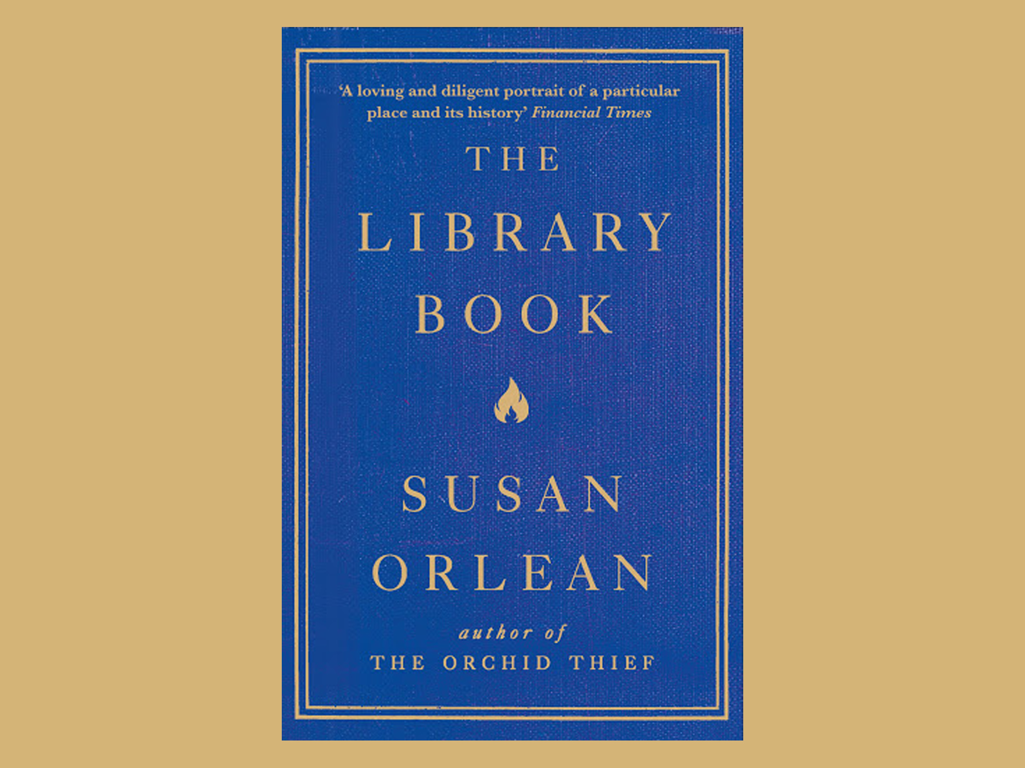 Best books: 'The Library Book' by Susan Orlean