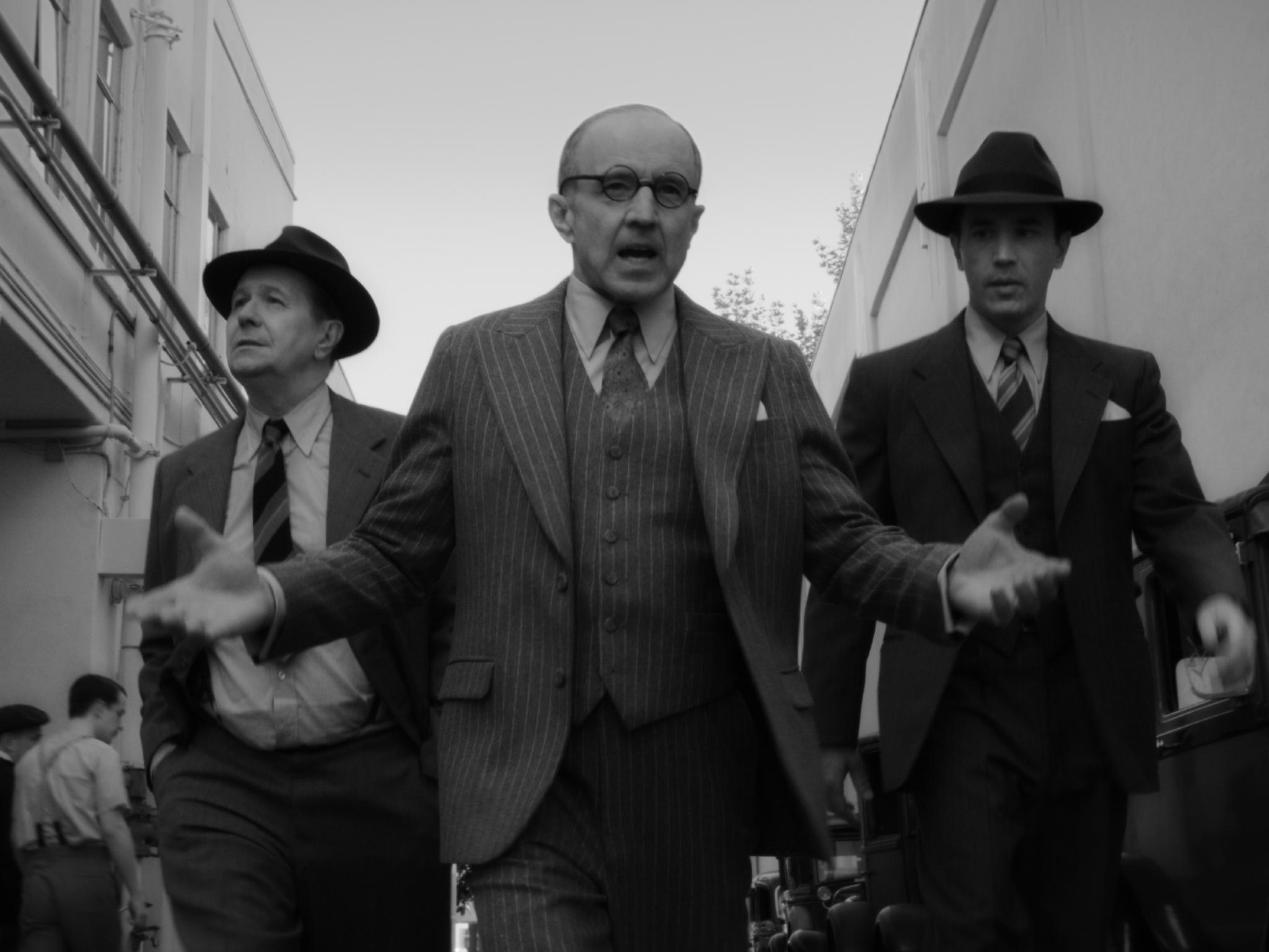 Mank, la nueva película de Gary Oldman