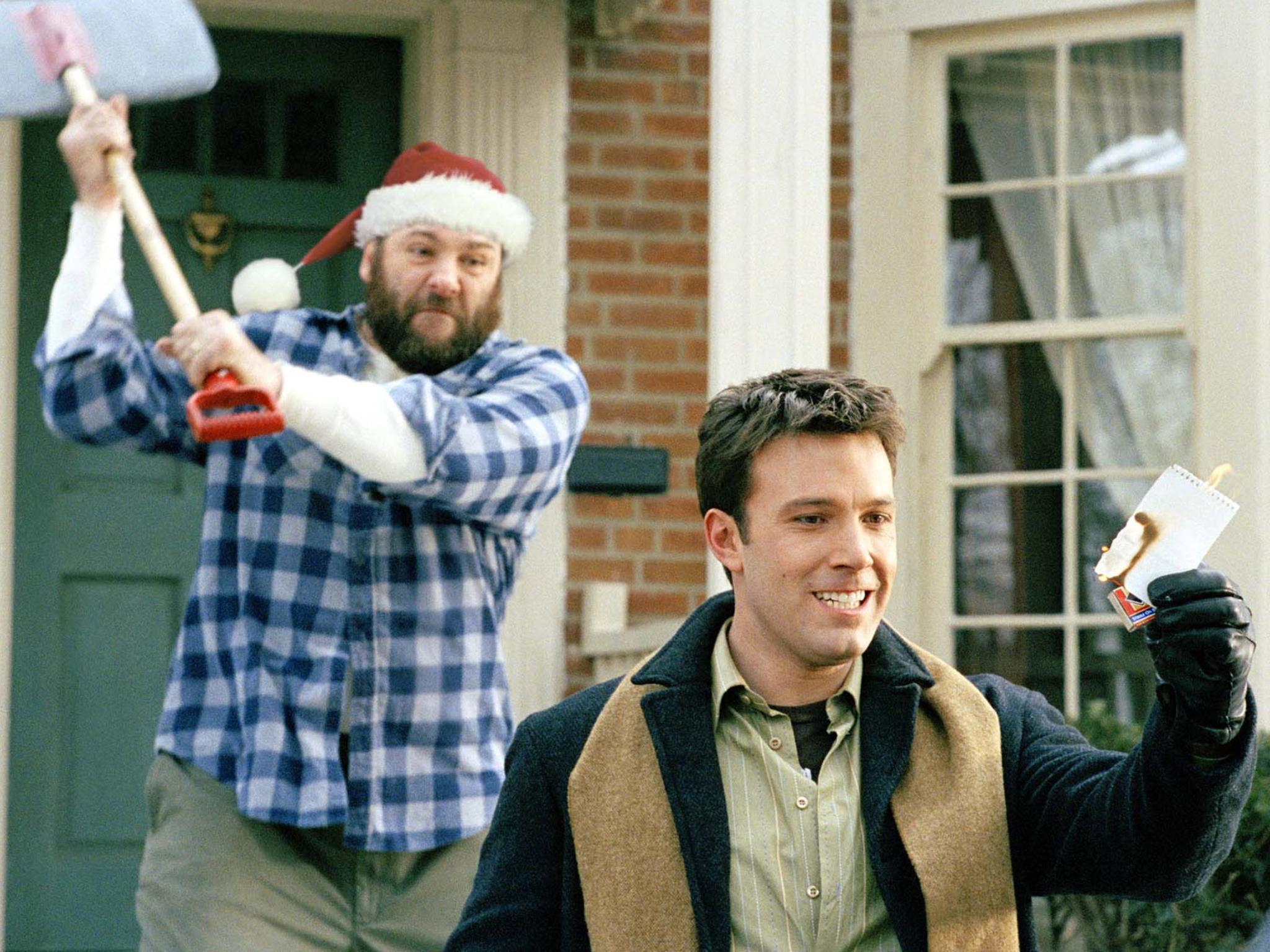 Surviving Christmas, película navideña protagonizada por Ben Affleck y Christina Applegate
