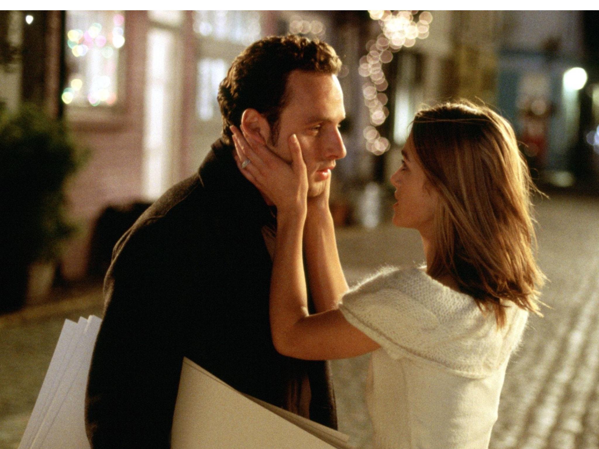 Realmente amor, película navideña protagonizada por Hugh Grant y Liam Neeson.