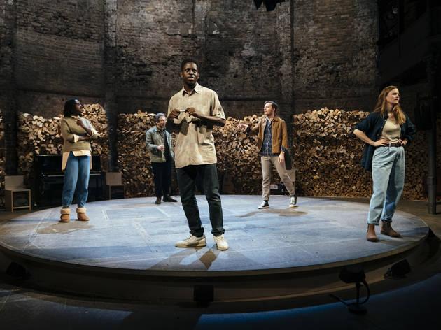 Nine Lessons and Carols, Almeida Theatre, 2020