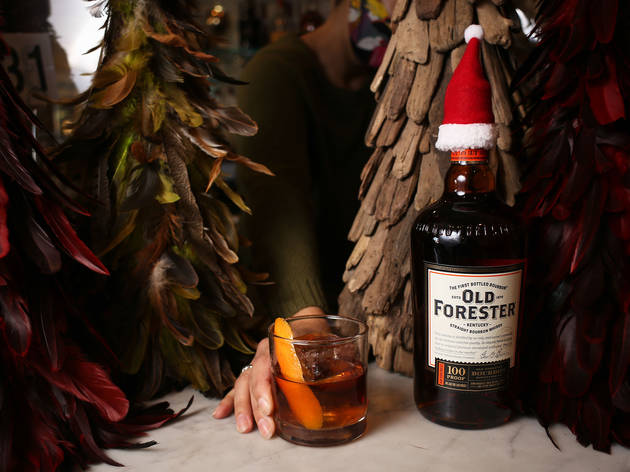 Big Bar holiday cocktail kits