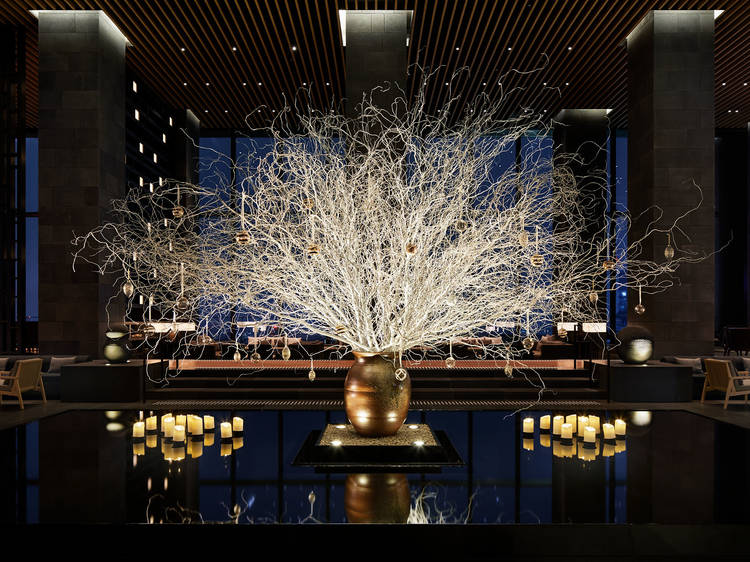 東京、ホテルの年越しプラン