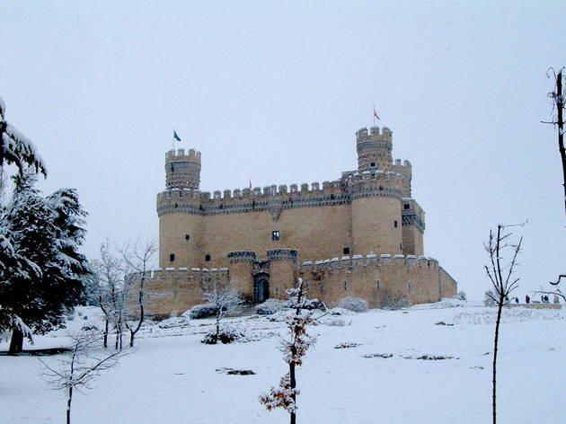 Los pueblos nevados más bonitos de Madrid