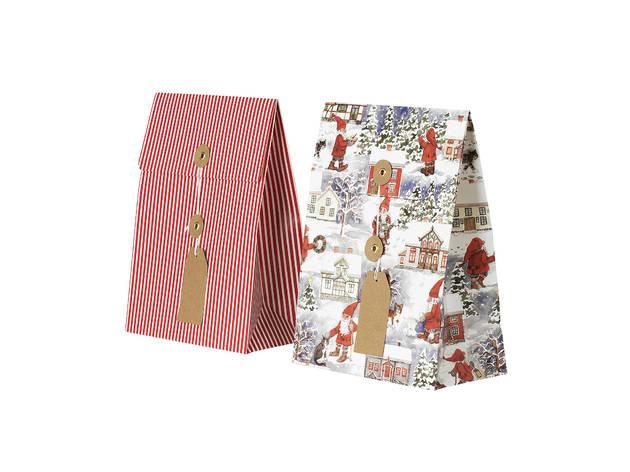 Compras, Embrulhos de Natal, Embrulhos, IKEA