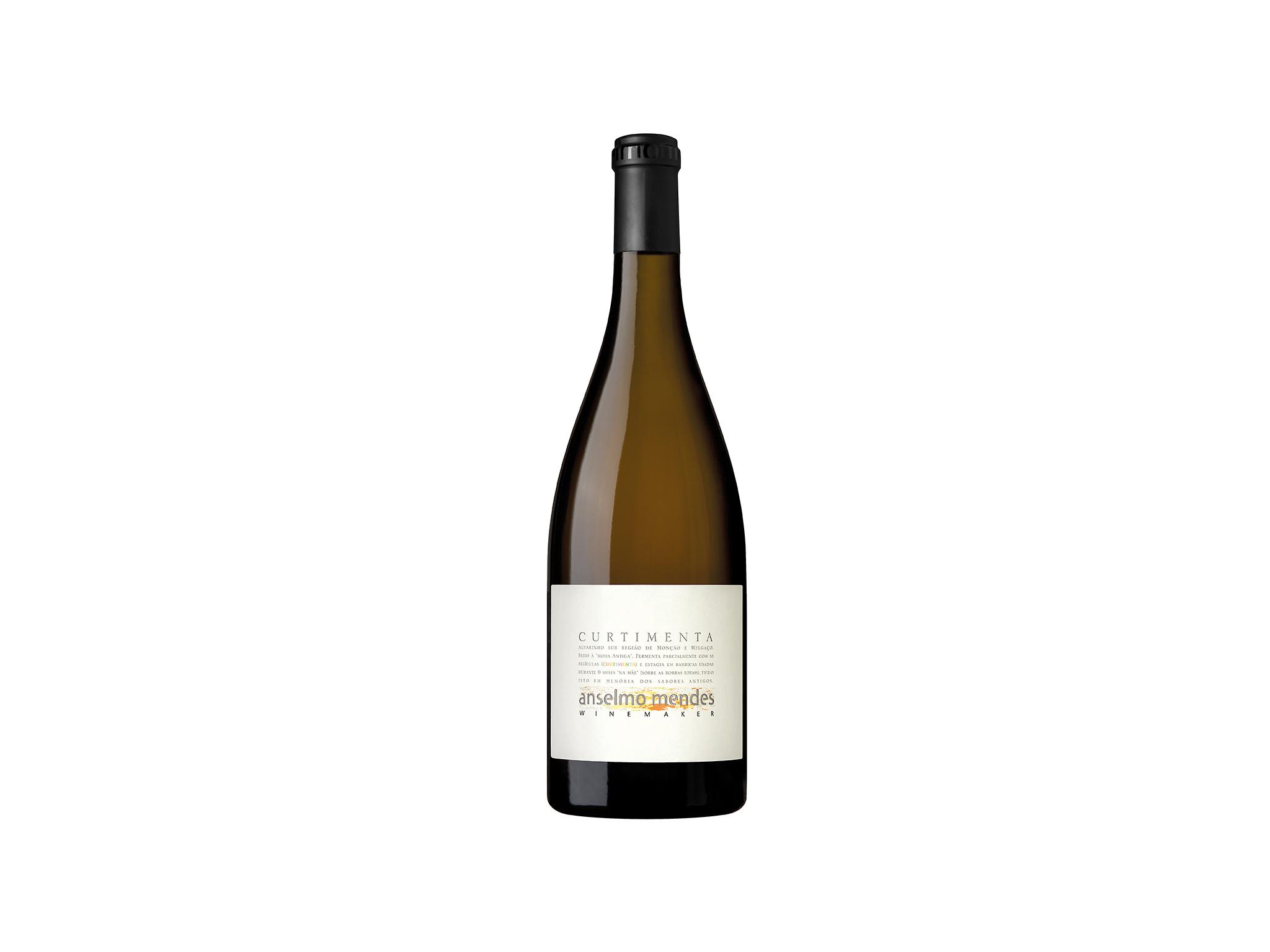 Vinho, Anselmo Mendes Curtimenta Branco 2017, Vinho Verde – Monção e Melgaço