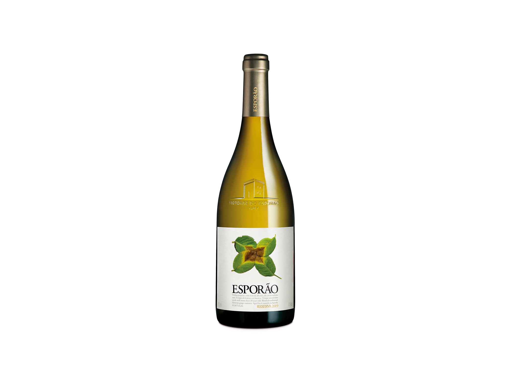Vinho, Esporão Reserva Branco 2019, Alentejo