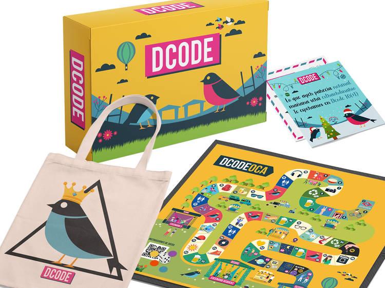 Pack DCODE 2021