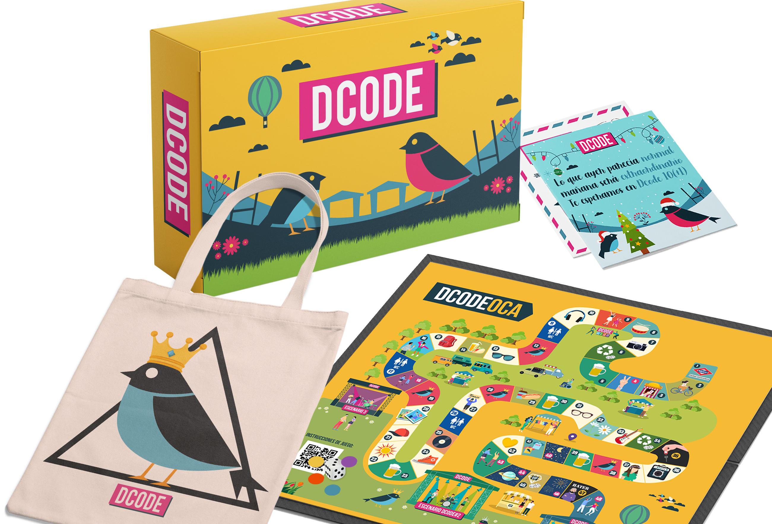 DCODE 2021 Pack Navidad