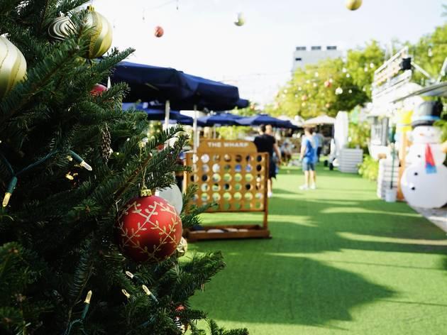 The Wharf Christmas