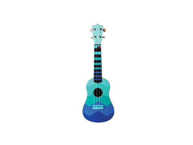 Compras, Shopping Natal 2020, Guitarra, Tiger