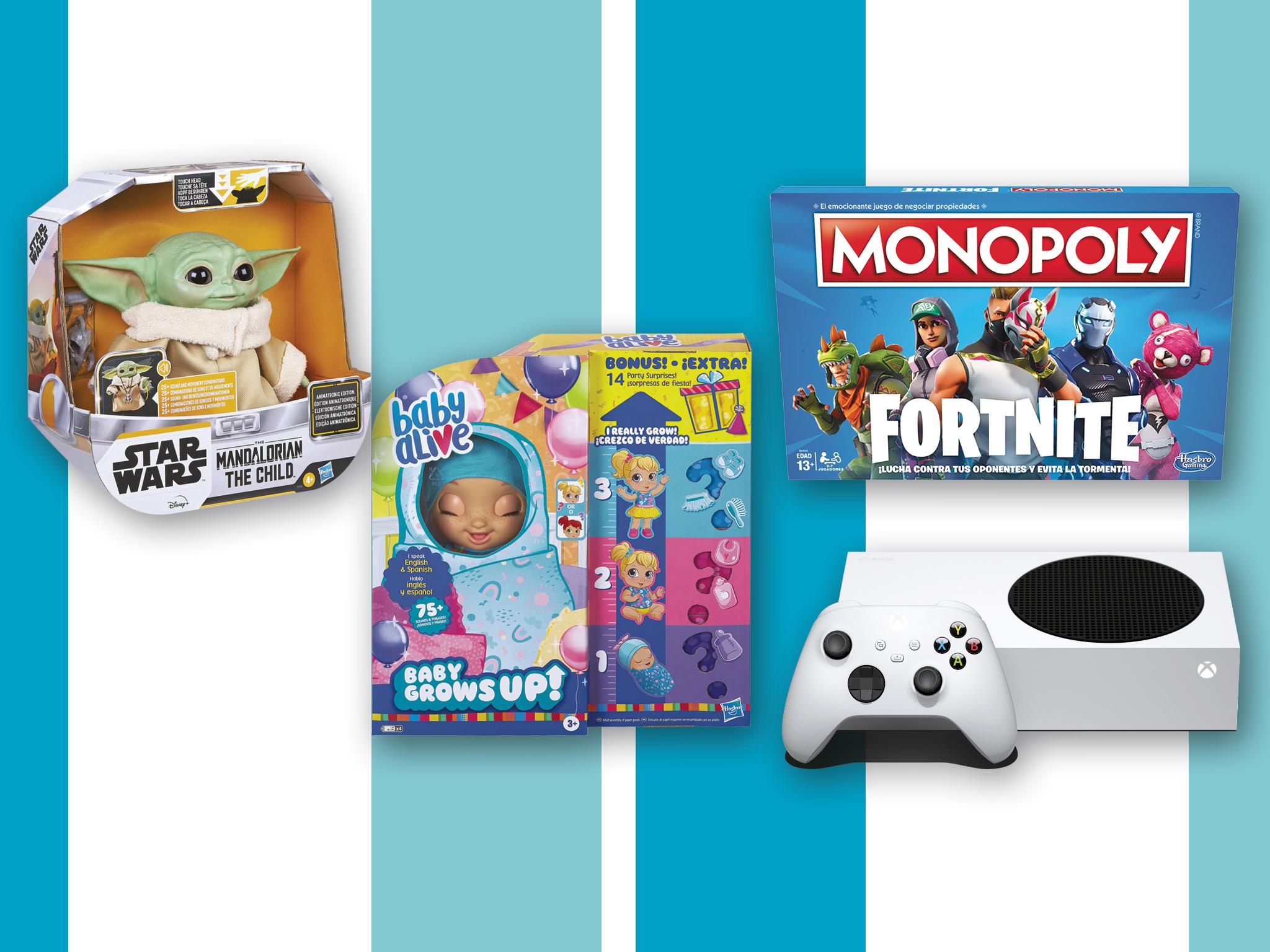 Los mejores regalos de Navidad para niños y niñas