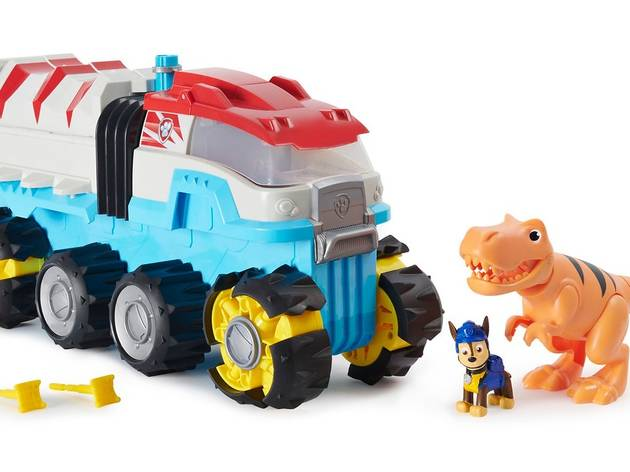 Paw Patrol: Dino Patroller