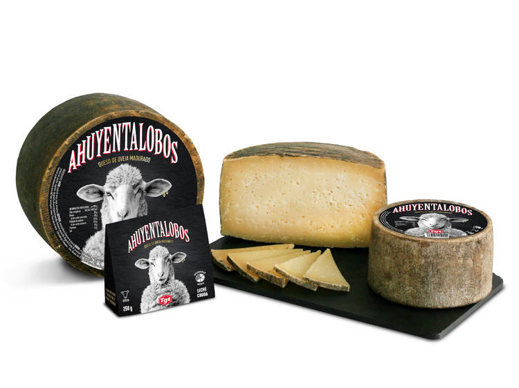 Pack Ahuyentalobos, el queso más canalla