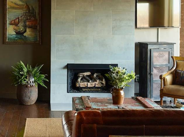 cozy airbnb