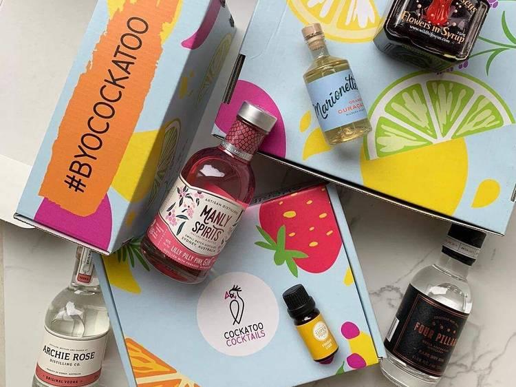 Cockatoo Cocktails