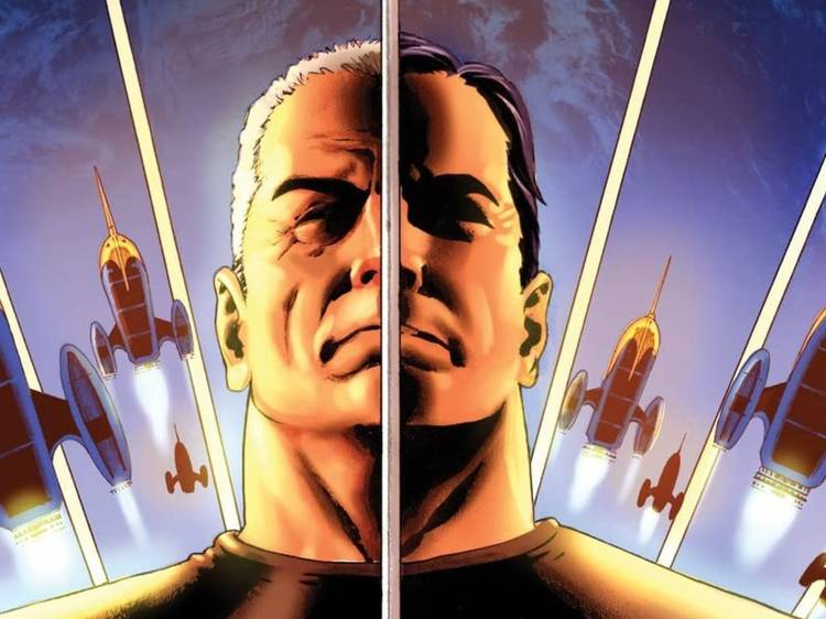 Starlight, de cómo redimir a los guerreros espaciales