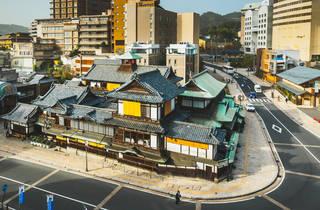 Dogo Onsen – Spirited Away