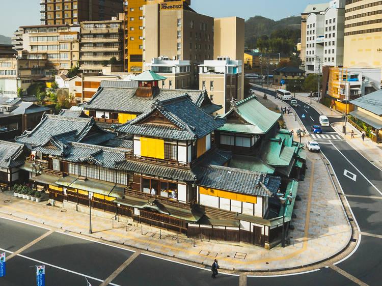 日本で行きたい「千と千尋の神隠し」モデルスポット5選