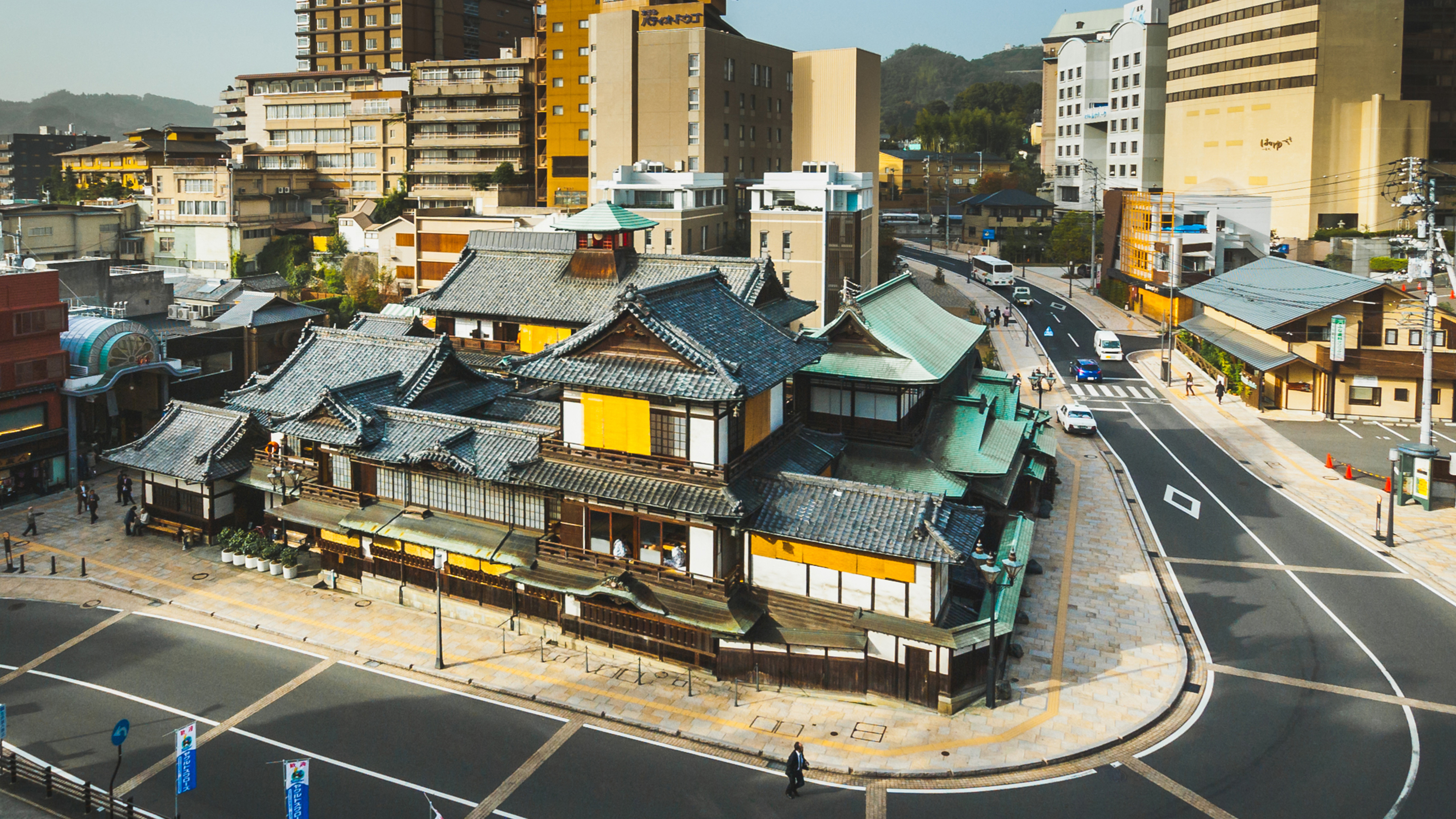 Dogo Onsen, Spirited Away