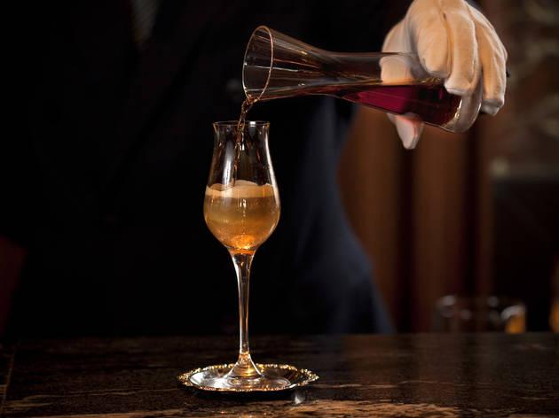 Christmas cocktail recipe: Kleber Old Fashioned by Caprice Bar's Lorenzo Antinori