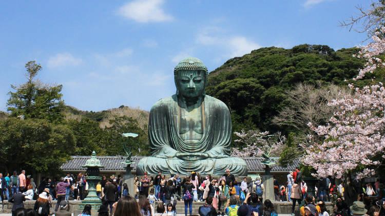 Kotokuin Temple, Kamakura, Great Buddha