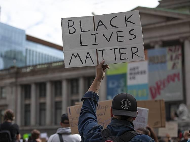 George Floyd y el estallido del Black Lives Matter