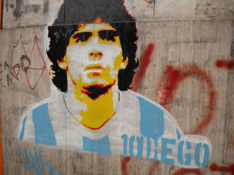 Maradona: adiós a un dios del fútbol