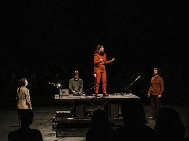 Turba, Teatre Lliure