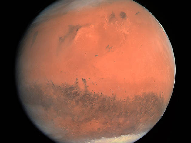 'Mart. El mirall vermell'