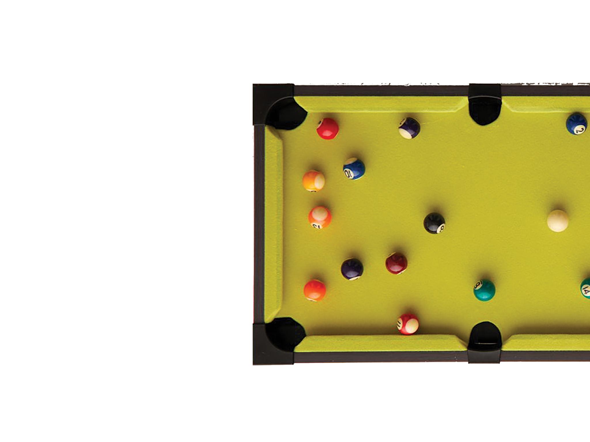 Compras, Shopping Natal, Urban Outfitters, Mini-mesa de Snooker
