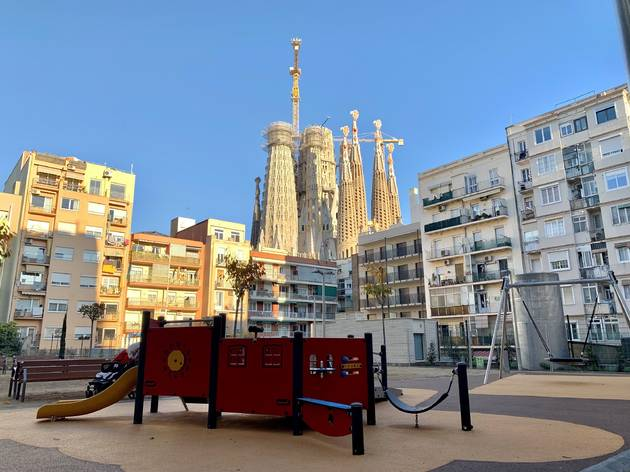 Nova illa a la Sagrada Família