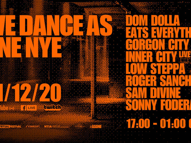 Defected's final 'We Dance As One' party